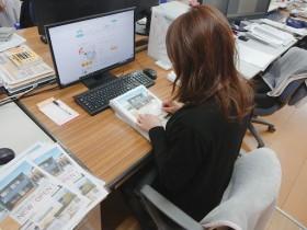 ニュースレター準備|郡山市 新築住宅 大原工務店のブログ