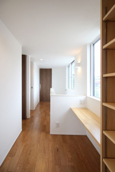 田村市船引町W様邸2階にはフリースペースがあるんです。| 郡山市 新築住宅 大原工務店のブログ