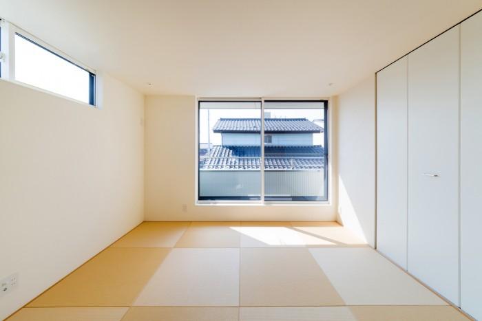 お客様邸の2階和室の寝室です!郡山市昭和| 郡山市 新築住宅 大原工務店のブログ