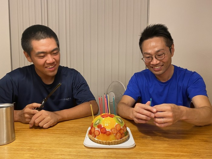 18才の誕生日を迎えました|郡山市 新築住宅 大原工務店のブログ