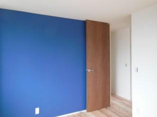 新築工事 フルハイトドア1