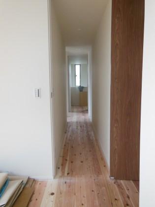 新築工事 フルハイトドア3