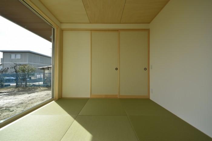 M様邸の和室です。須賀川市森宿| 郡山市 新築住宅 大原工務店のブログ