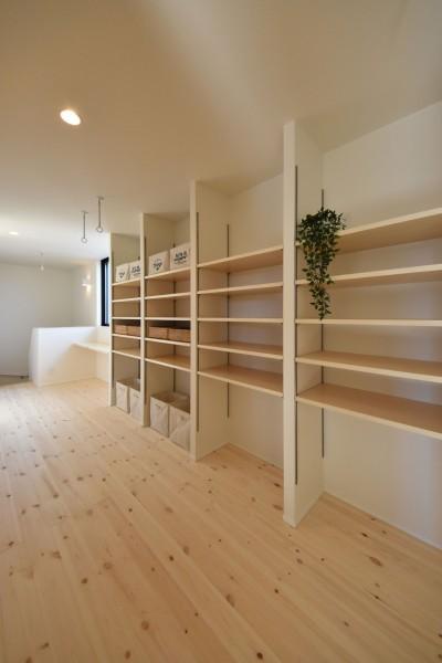 可動棚 郡山市 新築住宅 大原工務店のブログ