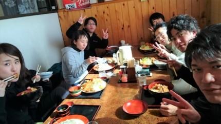 郡山市熱海町の定食屋さん「ドライブイン幸華」行ってきました。|郡山市 新築住宅 大原工務店のブログ