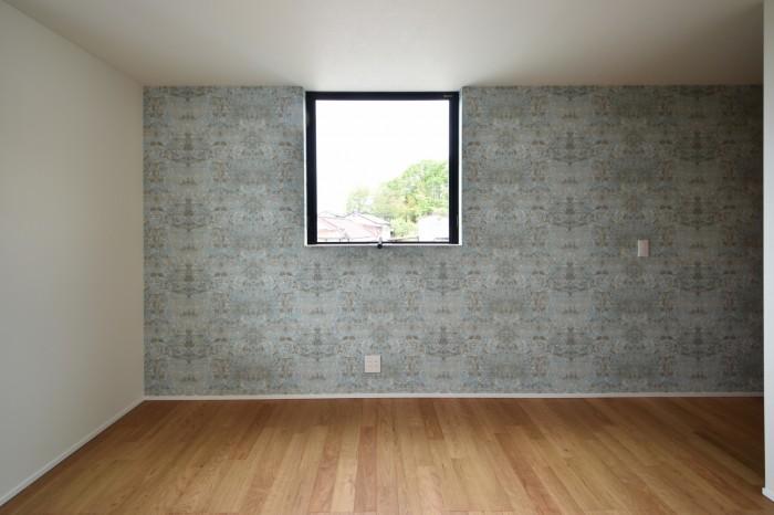 四角の窓がかっこいいです。|郡山市 新築住宅 大原工務店のブログ
