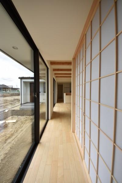 リビングに面した和室、その④|郡山市 新築住宅 大原工務店のブログ