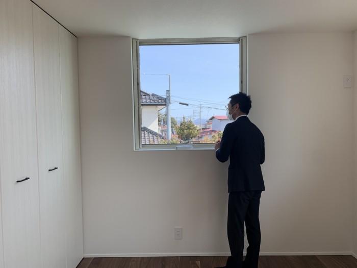 大きな窓がとっても素敵です♩|郡山市 新築住宅 大原工務店のブログ