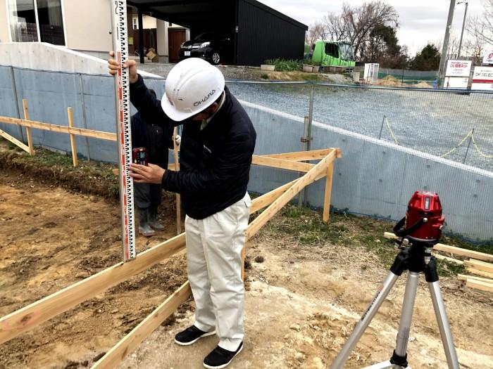 郡山市富田町K様邸 着工しました| 郡山市 新築住宅 大原工務店のブログ