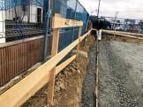 丁張が施工されました。郡山市安積町H様邸| 郡山市 新築住宅 大原工務店のブログ