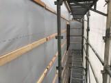 大原工務店で新築注文住宅建築中I様邸、ガルバリウム鋼板の外壁を使用します。郡山市喜久田町| 郡山市 新築住宅 大原工務店のブログ