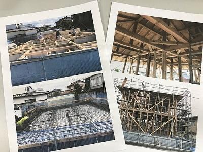 中間検査、提出写真。|郡山市 新築住宅 大原工務店のブログ