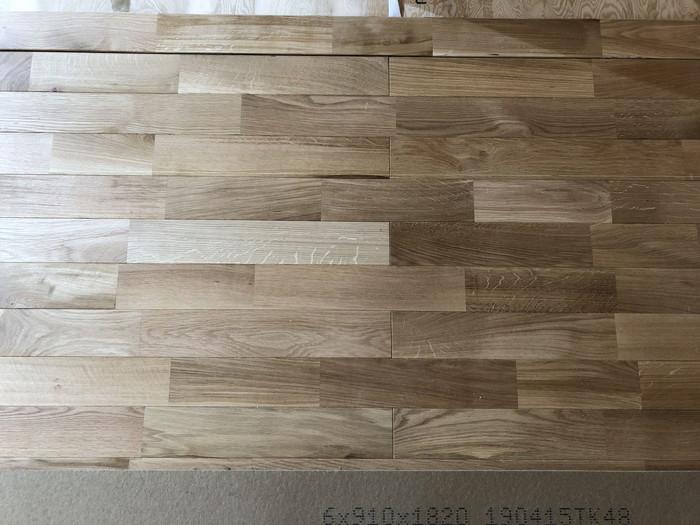 オークの床板です。|郡山市 新築住宅 大原工務店のブログ