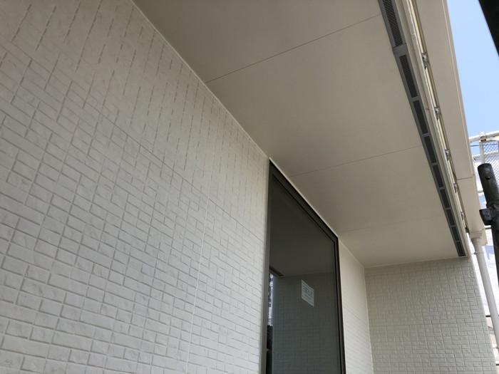 雨どいの完成です。|郡山市 新築住宅 大原工務店のブログ