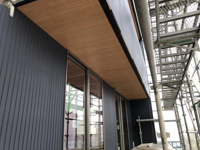 張りあがりです。|郡山市 新築住宅 大原工務店のブログ