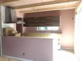 キッチン・カップボードが取り付けられました 郡山市富田町 |郡山市 新築住宅 大原工務店のブログ