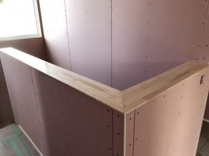 新築のカッコいい階段です。|郡山市 新築住宅 大原工務店のブログ