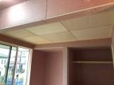 モダンな和室の天井です。|郡山市 新築住宅 大原工務店のブログ