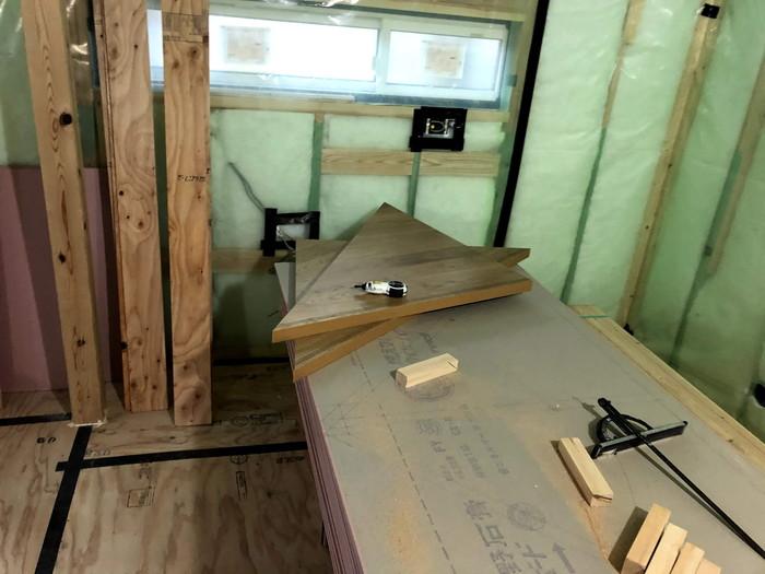 廻り階段です。 郡山市 新築住宅 大原工務店のブログ