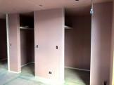 クロスの下地の前の石膏ボードです。|郡山市 新築住宅 大原工務店のブログ