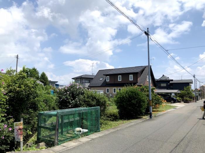 新築住宅の敷地調査を行いました。郡山市富田町 | 郡山市 新築注文住宅 大原工務店のブログ