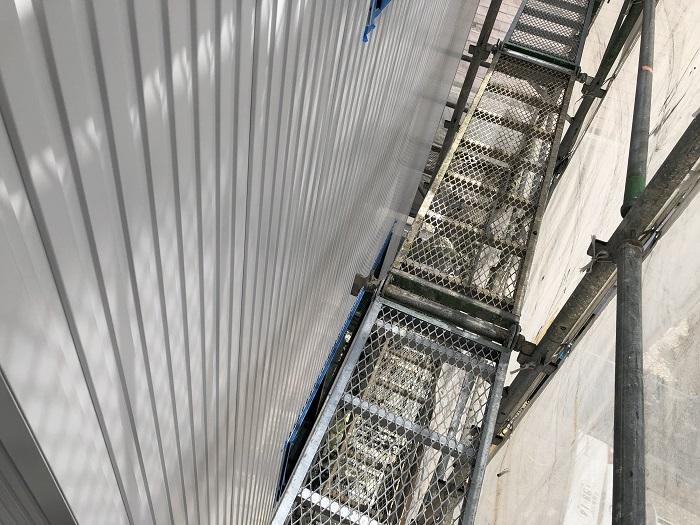 大原工務店で新築注文住宅建築中I様邸、ガルバの外壁を使用してます。郡山市喜久田町| 郡山市 新築住宅 大原工務店のブログ