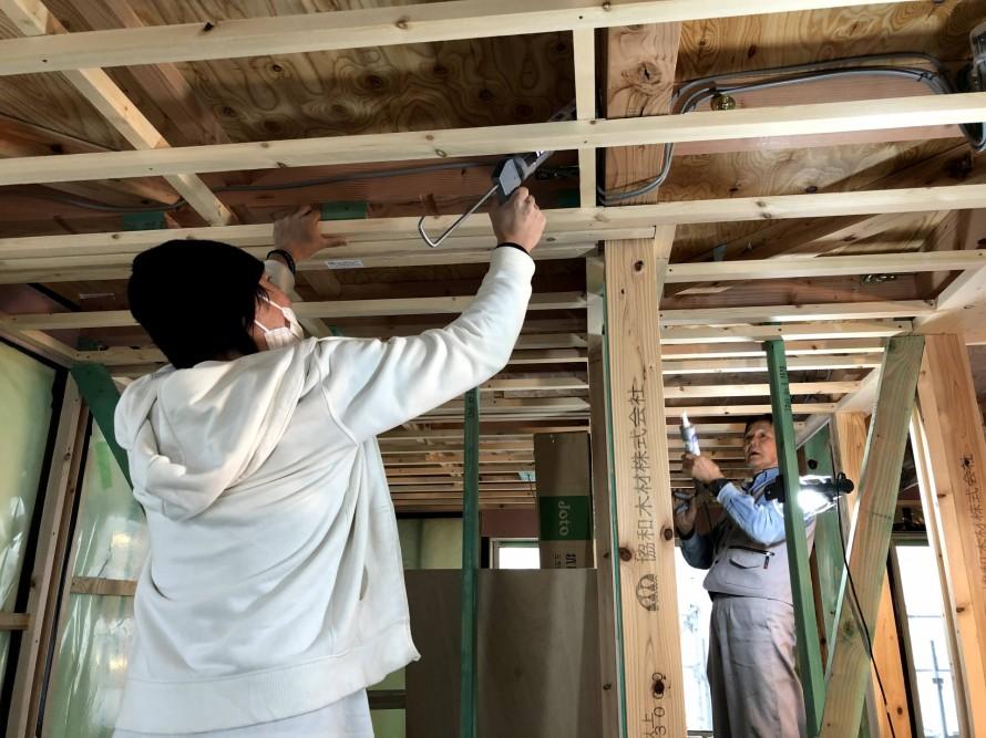 大工さんや業者さんの協力あってこその大原工務店 郡山市 新築住宅 大原工務店のブログ