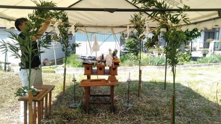 地鎮祭が執り行われました。福島県会津若松市|郡山市 新築住宅 大原工務店のブログ