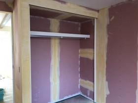 新築のクロス下地です。|郡山市 新築住宅 大原工務店のブログ