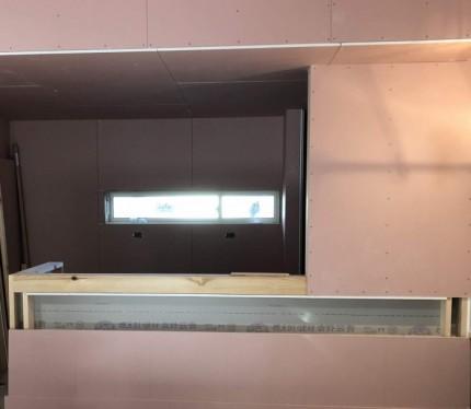キッチンの後ろにある窓に注目。郡山市大槻町| 郡山市 新築住宅 大原工務店のブログ