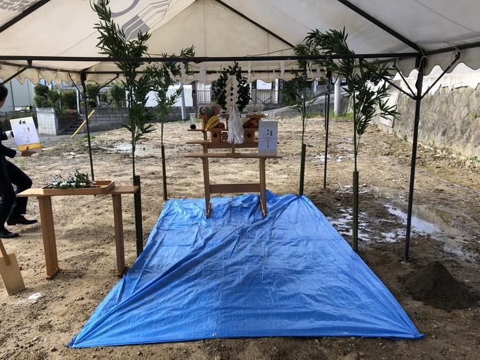祭壇の準備です。|郡山市 新築住宅 大原工務店のブログ