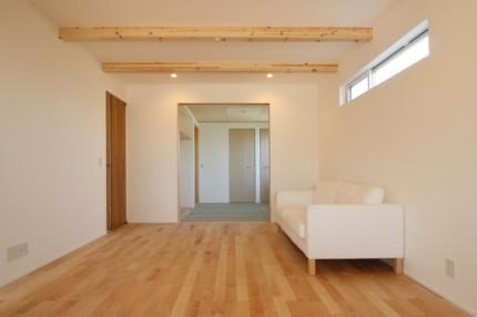 大原工務店で建てたオシャレなお家のリビングです。郡山市富田町| 郡山市 新築住宅 大原工務店のブログ