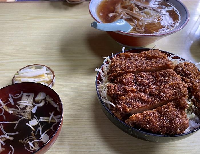 よしのやのソースカツ丼です。福島県会津若松市| 郡山市 新築住宅 大原工務店のブログ
