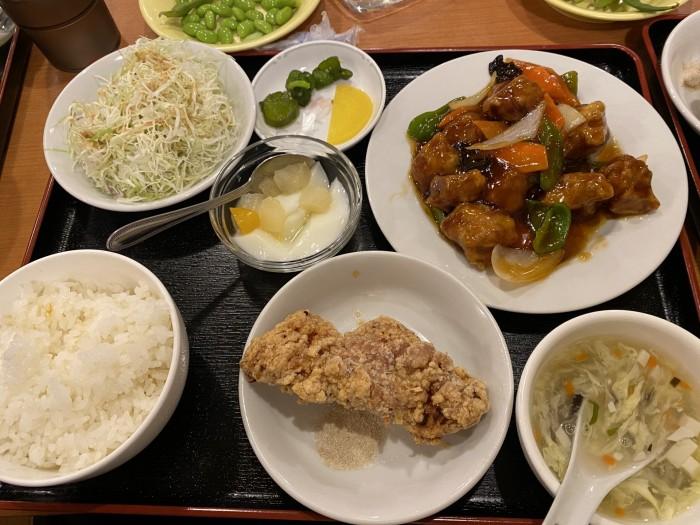 広源の酢豚です。会津若松市千石町| 郡山市 新築住宅 大原工務店のブログ