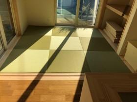 フチなし畳 琉球畳|郡山市 新築住宅 大原工務店のブログ