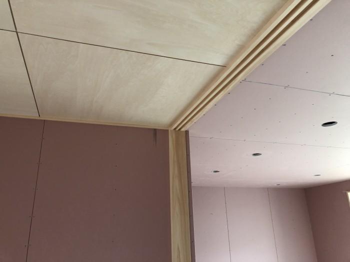 和室の鴨居です。郡山市御前南| 郡山市 新築住宅 大原工務店のブログ