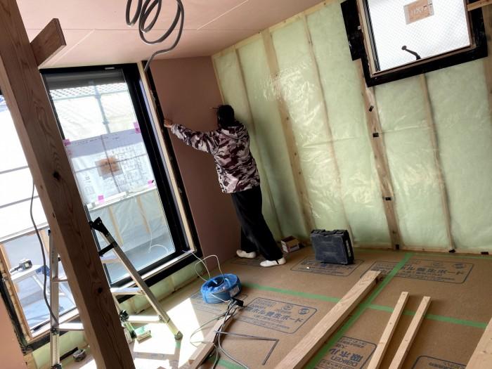 寸法ばっちりです。郡山市深沢|郡山市 新築住宅 大原工務店のブログ