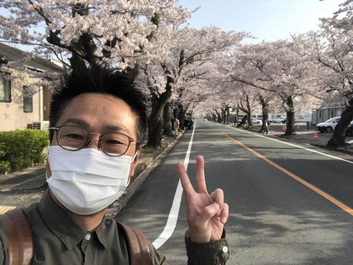 富岡の桜を見てきました。|郡山市 新築住宅 大原工務店のブログ