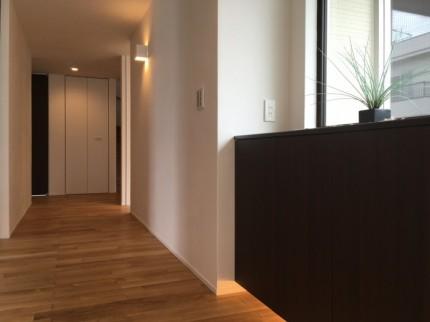 カフェの様な玄関です。郡山市小原田| 郡山市 新築住宅 大原工務店のブログ
