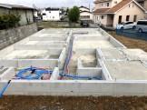 べた基礎の完成です。|郡山市 新築住宅 大原工務店のブログ
