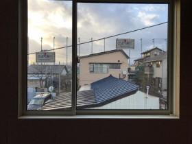 大原工務店は窓にもこだわっています。