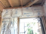 断熱材施工しております。本宮市葭ヶ入|郡山市 新築住宅 大原工務店のブログ