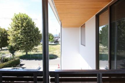郡山市安積町にモデルハウス完成 郡山市 ゼロ・エネルギー住宅 大原工務店のモデルハウス