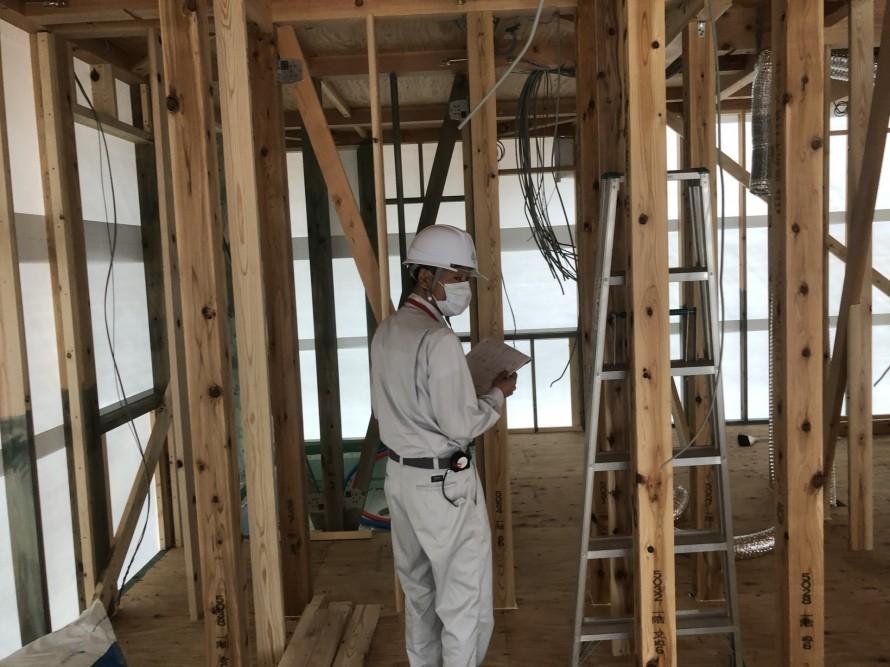 カメラ目線頂きました|郡山市 新築住宅 大原工務店のブログ