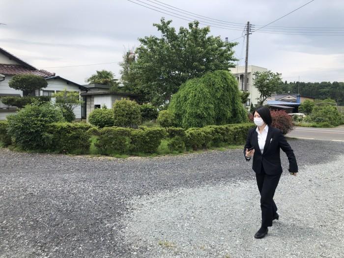 走る佐藤さん!|郡山市 新築住宅 大原工務店のブログ