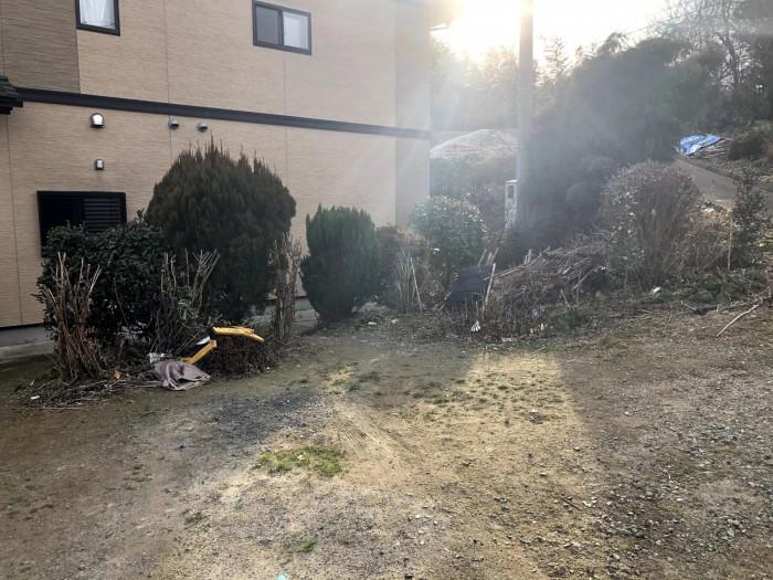敷地調査とはお家を建てる土地を調べることを言います。郡山市荒井町| 郡山市 新築住宅 大原工務店のブログ