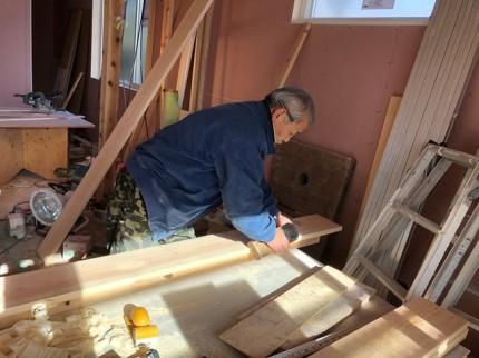 新築の内部造作です。|郡山市 新築住宅 大原工務店のブログ