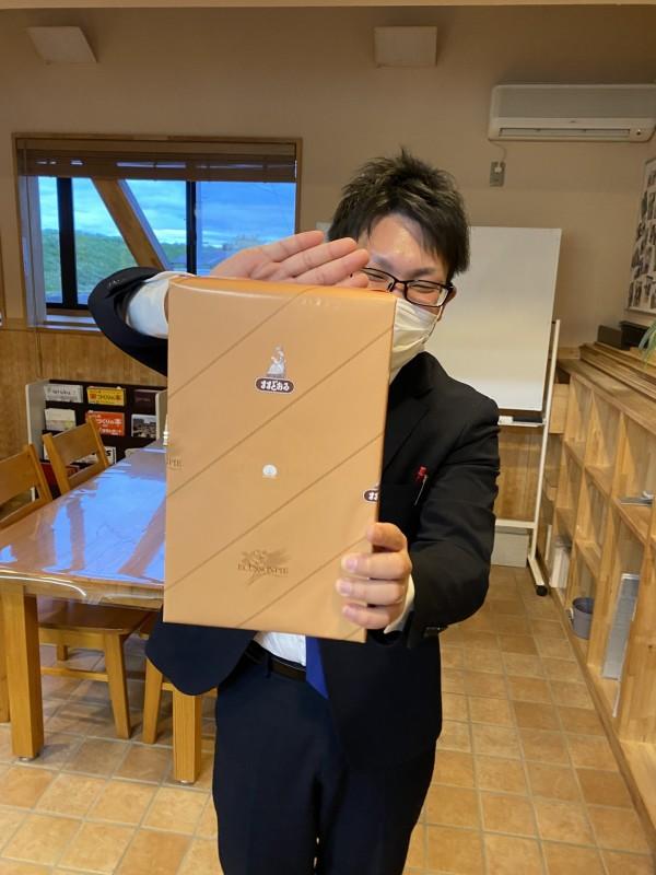 新築注文住宅M様から、差し入れをいただきました。須賀川市森宿| 郡山市 新築住宅 大原工務店のブログ