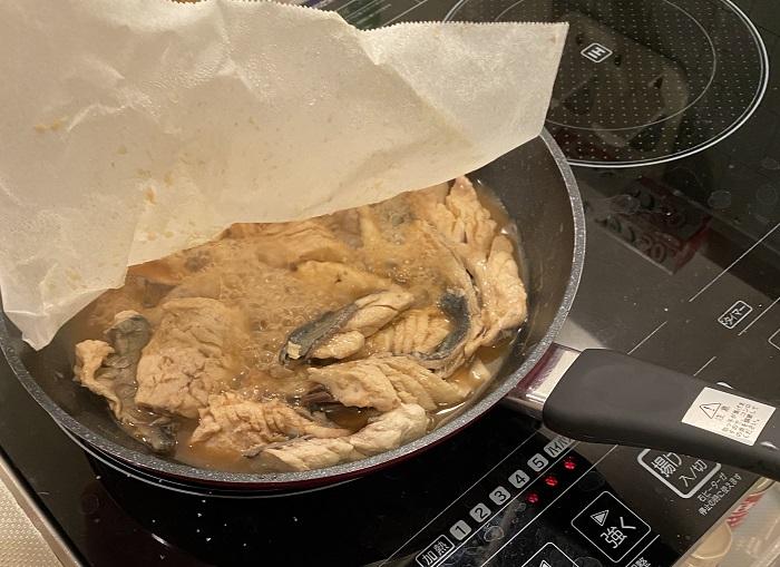 サバの味噌煮を作りました!郡山市安積町  郡山市 新築住宅 大原工務店のブログ