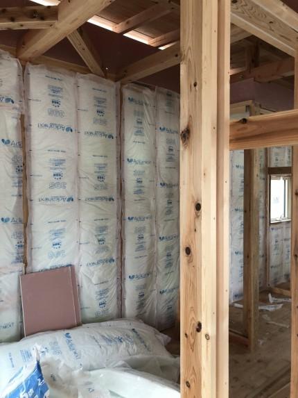 断熱材はアクリアネクスト | 郡山市 新築住宅 大原工務店のブログ